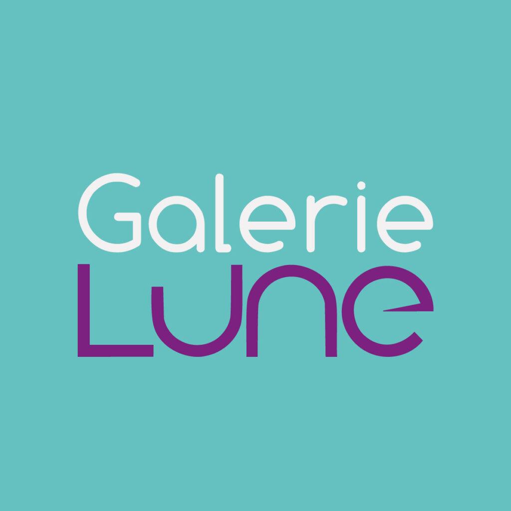 logo galerie LUNE